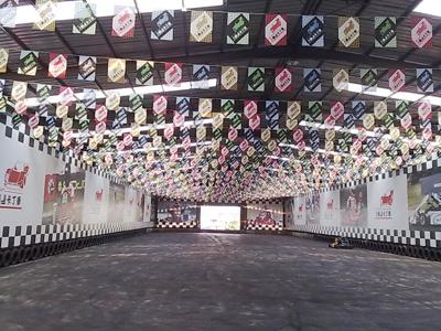 串旗是節慶活動購物節最佳造勢廣告品 廣告家可量身訂製